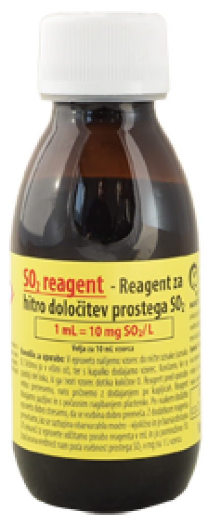REAGENT ZA PROSTI SO2 100ML - AGROLIT