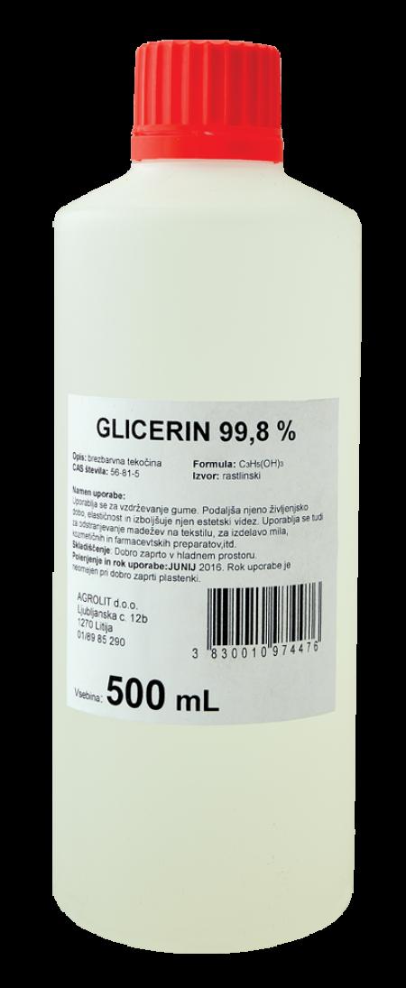 GLICERIN 0,5 L AGROLIT