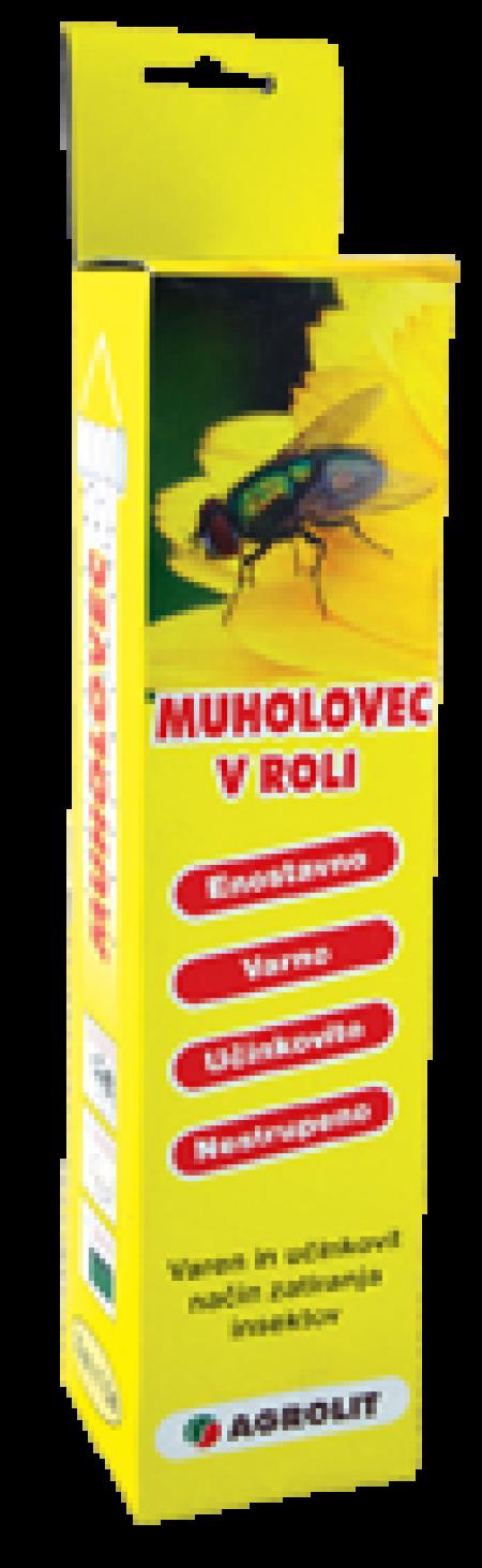 MUHOLOVEC V ROLI - VELIKI 25 X 7,5 AGROLIT