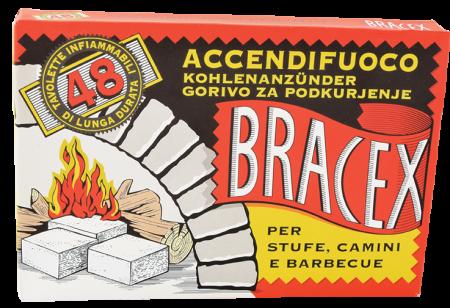 KOCKE KURILNE BELE 48/1 ( BRACEX ) - AGROLIT
