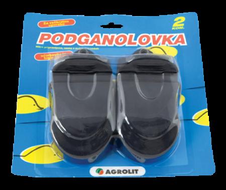 PODGANOLOVKA PVC (2KOM)  -  AGROLIT
