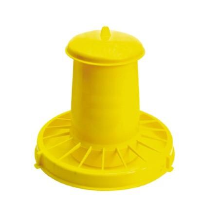 KRMILNICA ZA PERUTNINO  7,5 KG - PVC