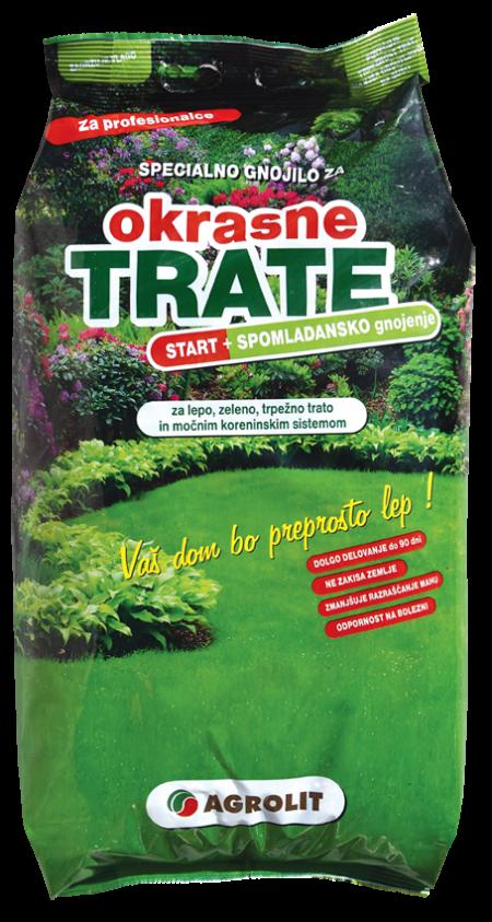 GNOJILO ZA OKRASNE TRATE - SPOMLADANSKO 10KG
