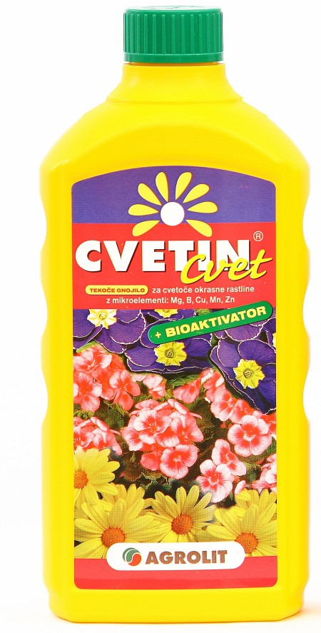 CVETIN CVET + BIOAKTIVATOR  2,5L