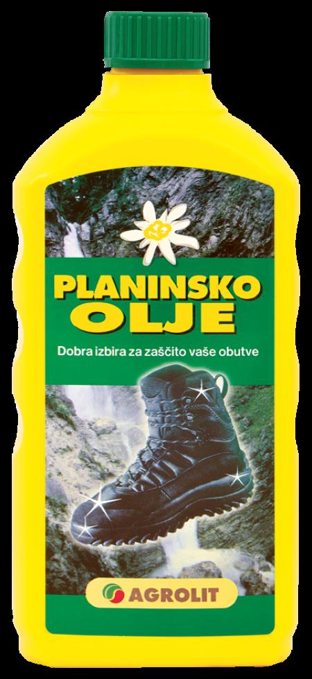 OLJE PLANINSKO 0.5 L