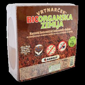 BIOORGANSKA ZEMLJA 70L (*5KG) - AGROLIT