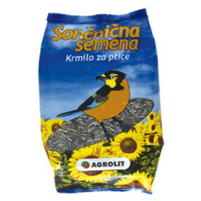 SEMENA SONČNIC ČRNE 5 KG ZA PTICE